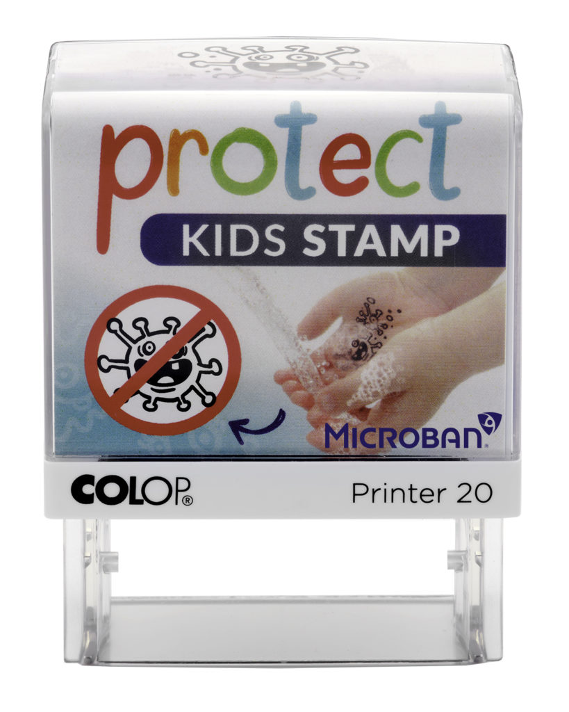 COLOP Protect KidsStamp Stempel